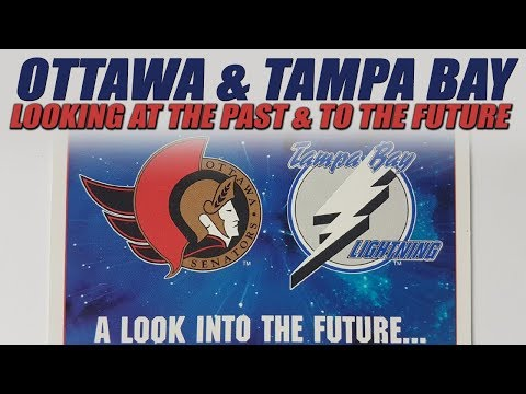 Ottawa & Tampa Bay - Looking at the Past & to the Future