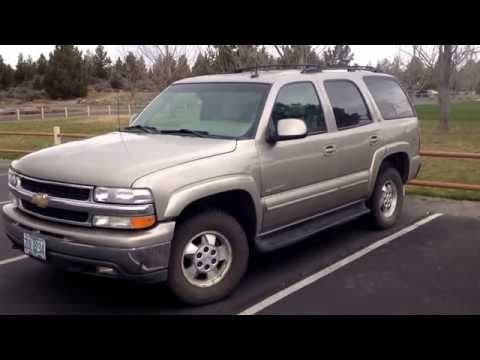 2003 Chevy Tahoe Review