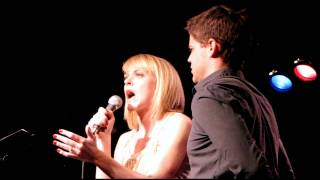 "Ashley Spencer & Jeremy Jordan ""Tie Me Up"""