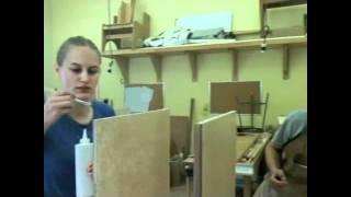 Selkirk College Fine Woodworking 2011