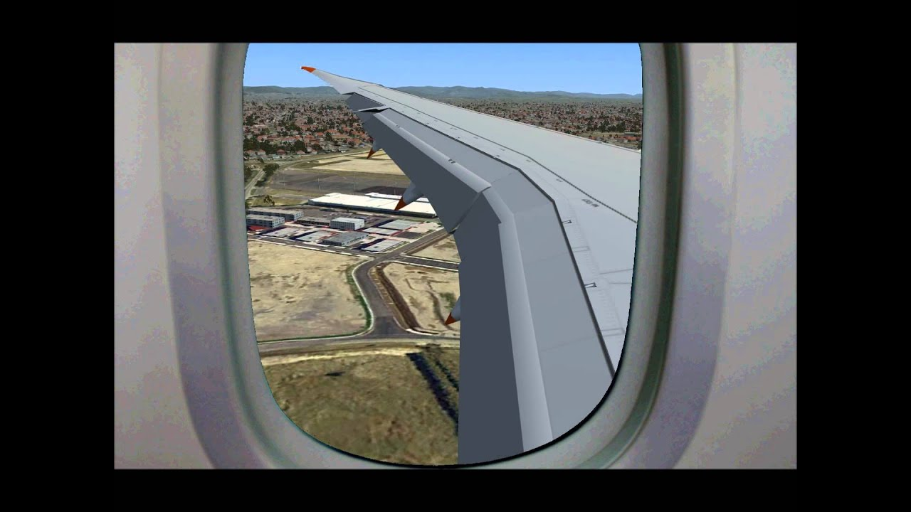 Aerosim 787 Jetstar