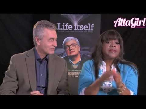 Chaz Ebert & Director Steve James chat