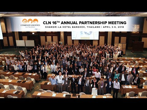 Official Aftermovie of the CLN 16th Annual Partnership Meeting in Bangkok