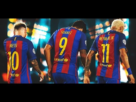 Messi - Suarez - Neymar | MSN ● Skills & Goals 2017 HD