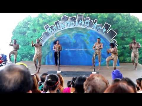 African Acrobats at Ocean Adventure Subic