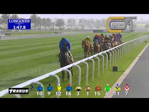 Race 3 Dubai Gold Cup Sponsored By Al Tayer Motors