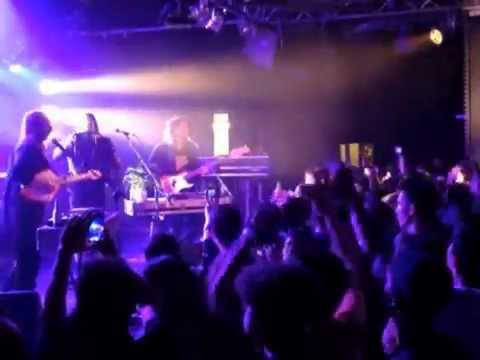 Is Tropical - Lies + Dancing Anymore live @ New Age Club (21/03/14)