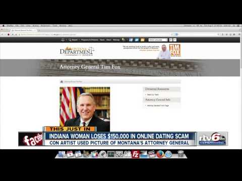 Divorcee Entangled in Online Romance Scam - Crime Watch Daily from YouTube · Duration:  7 minutes 23 seconds