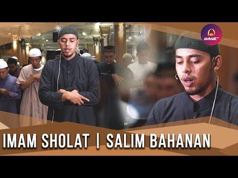 IMAM SHOLAT MERDU | Surat Al Fatiha & Al Baqarah 152 - 160 | Salim Bahanan
