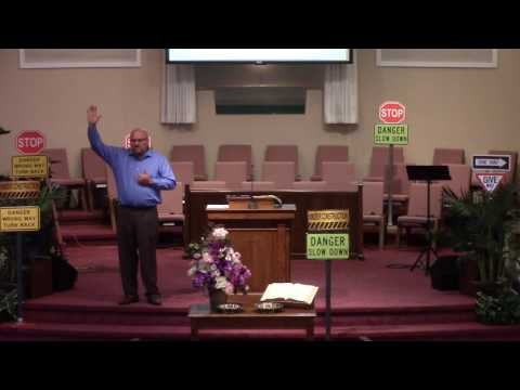 Sermon -- Chris Walls -- July 31, 2016