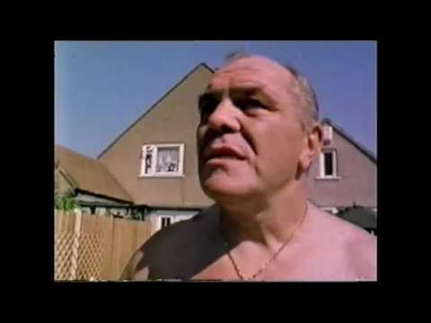 lenny Mclean in the documentry BOUNCERS