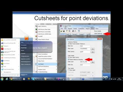 Point Deviations &  Alignment Reports: the Power of Cutsheets