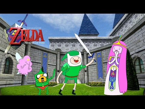 ADVENTURE TIME! | The Legend of Zelda: Ocarina of Time