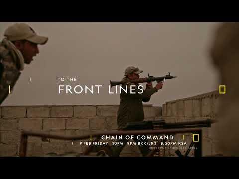 Nat Geo HD: Chain of Command