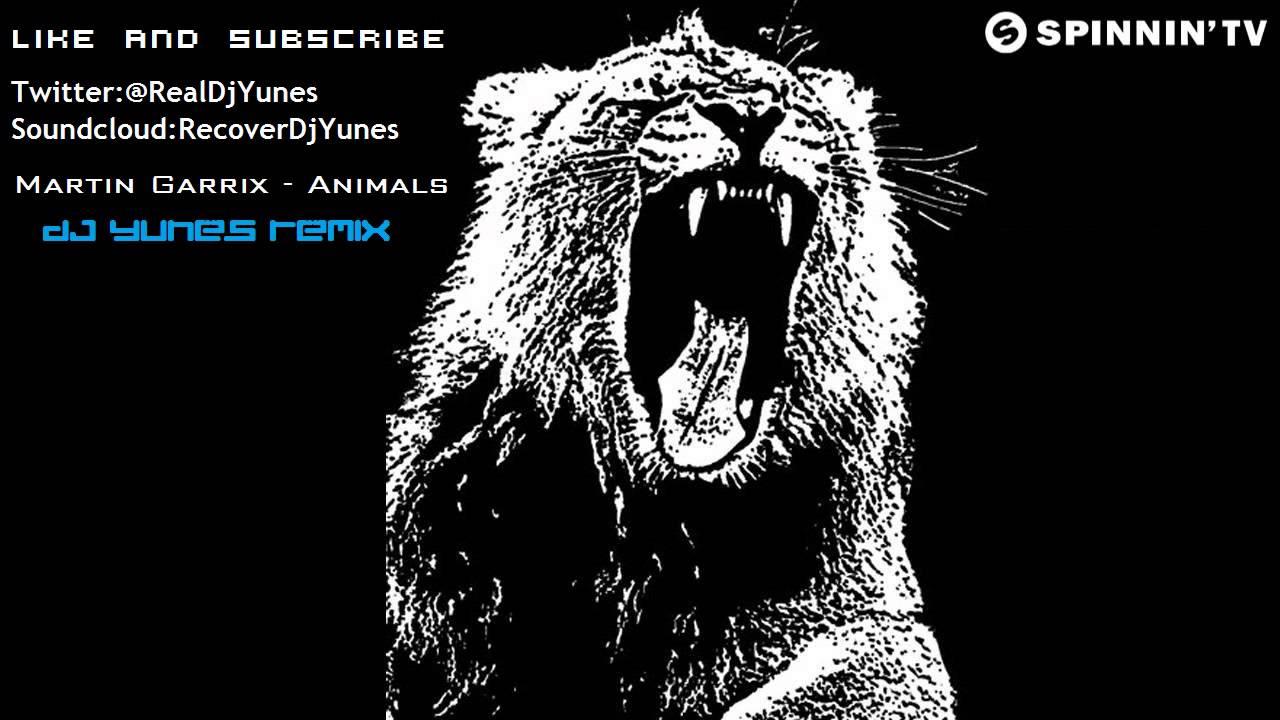 Martin Garrix - Animals (Dj Yunes Remix) [MP3 & FLP DOWNLOAD]