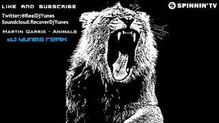 Martin Garrix - Animals (Dj Yunes Remix) [MP3 & FLP DOWNLOAD]