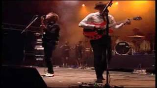 MANDO DIAO-HIGH HEELS  AND GLORIA LIVE (with lyrics/subtitles)