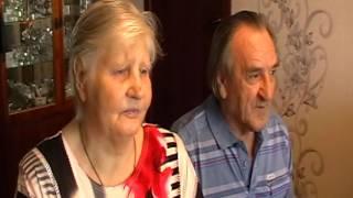 Изумрудная свадьба 55 лет в месте 7 детей 11 внуков и 5 правнуков