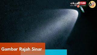 Sains Tahun 4: Gambar Rajah Sinar