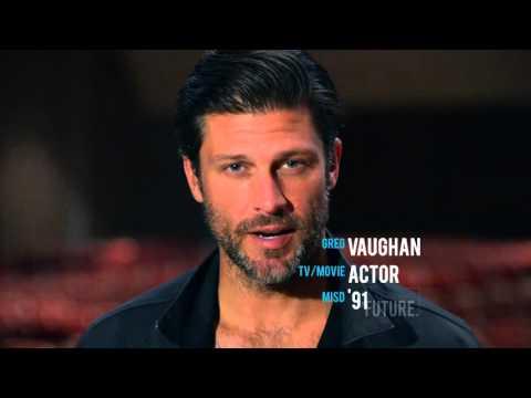 My Dream My Future: Greg Vaughan