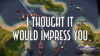 Leviathan Warships Jazz Boatman Mode Trailer Boats, and explosions come standard in the free Jazz