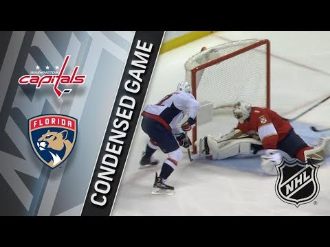 Washington Capitals vs Florida Panthers – Feb. 22, 2018 | Game Highlights | NHL 2017/18. Обзор