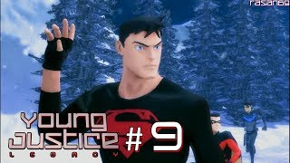 Young Justice Legacy [PC] walkthrough part 9