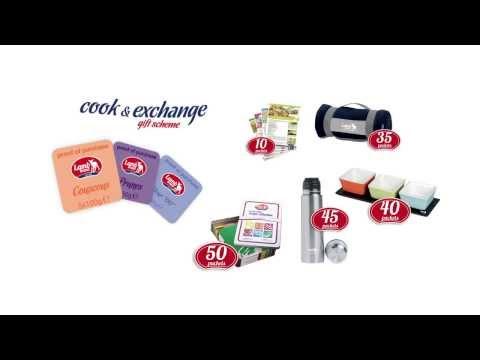 Lamb Brand Cook & Exchange Gift Scheme