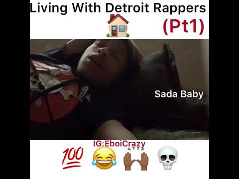Living With Detroit Rappers (Pt 1)
