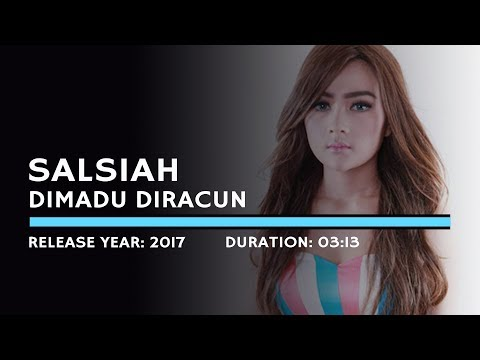 Salsiah - Dimadu Diracun (Lyric)