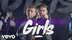 Marcus & Martinus - Girls ft. Madcon