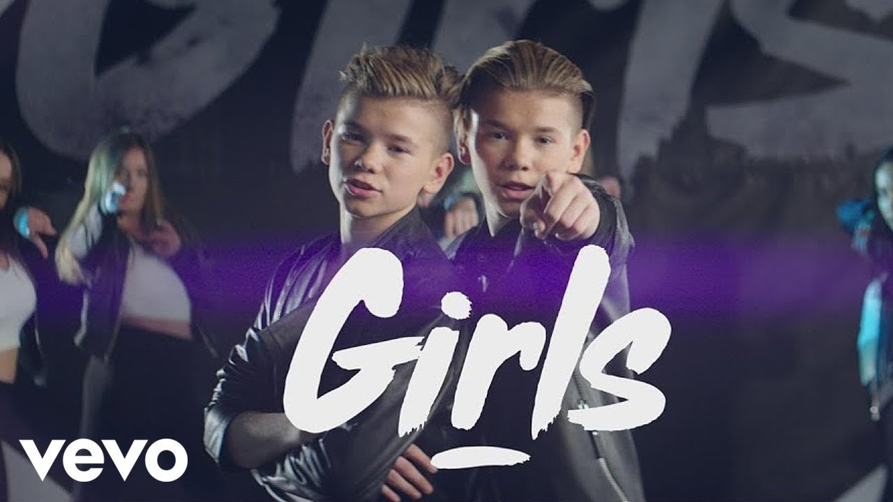 Marcus & Martinus - Girls ft. Madcon