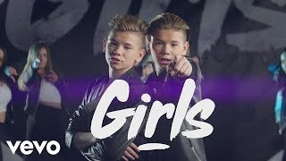 Marcus & Martinus - Girls ft. Madcon thumbnail