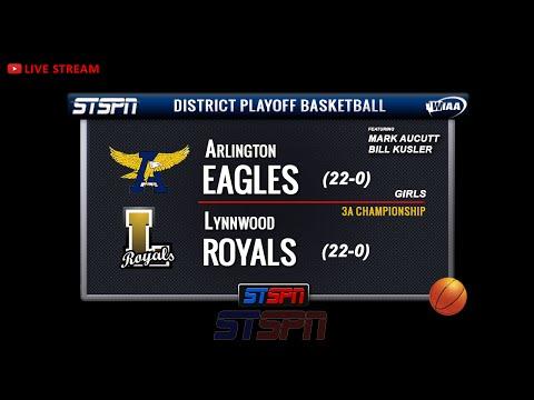 Arlington (WA) Lynnwood (WA) 3A Girls  Dist Championship
