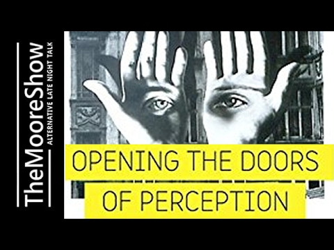 Opening The Doors of Perception by Connecting To Your Soul and Higher self