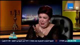 ماسبيرو - الفنانة رجاء الجداوي لـ سمير صبري :