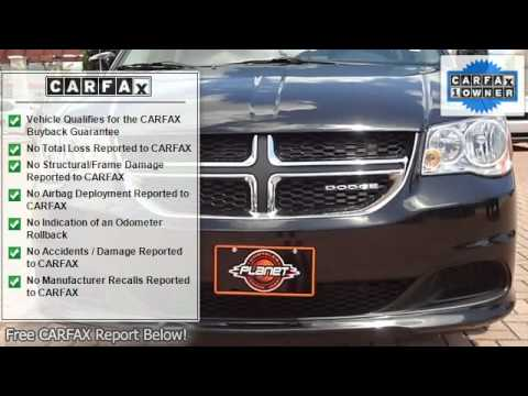 2012 DODGE GRAND CARAVAN - Planet Dodge Chrysler Jeep - Miami, FL 33172