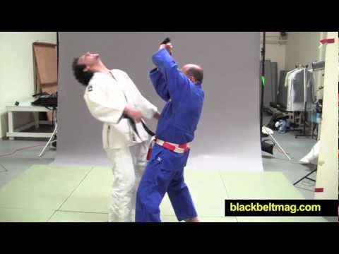 Judo and Aikido Hybrid Self-Defense Kata Demonstrated by Gary Goltz