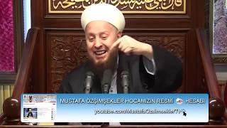 Mustafa Özşimşekler Hocaefendi İbret dolu bir kıssa Yemen meliki Tubba'