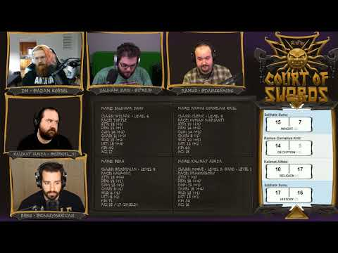 RollPlay - Court of Swords - S4 - Week 66, Part 2 - It Hit The Fan
