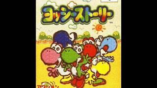 [N64]ヨッシーストーリー(Yoshi's Story)BGM集