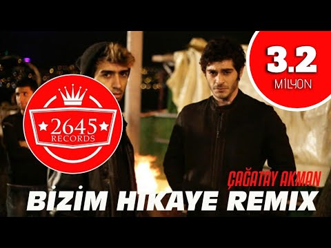 Çağatay Akman - Bizim Hikaye Remix (Ari Gemci) Official Video