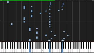 Inner Urge - Shimoneta (Ending) [Piano Tutorial] (Synthesia)