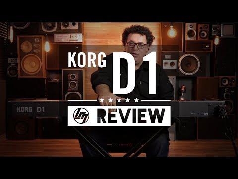 Korg D1 Digital Piano | Better Music