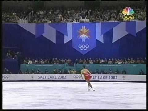 Michelle Kwan (USA) - 2002 Salt Lake City, Figure Skating, Ladies