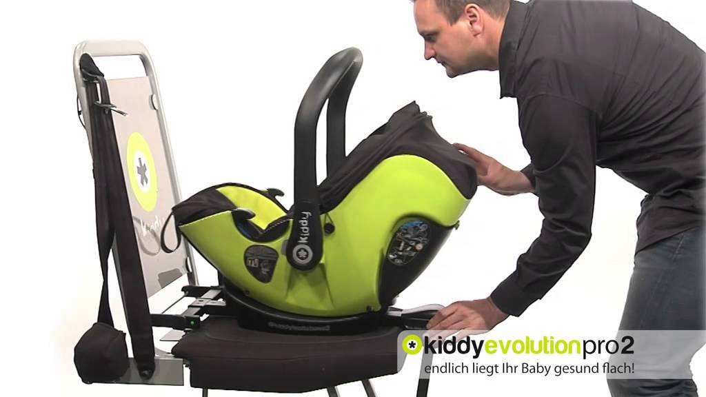 Modell 2017 Kiddy Babyschale Evolution Pro 2