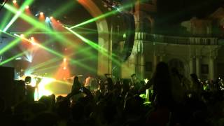 Major Lazer - Get Free (Andy C Remix) @ Brixton Academy 09/11/2013