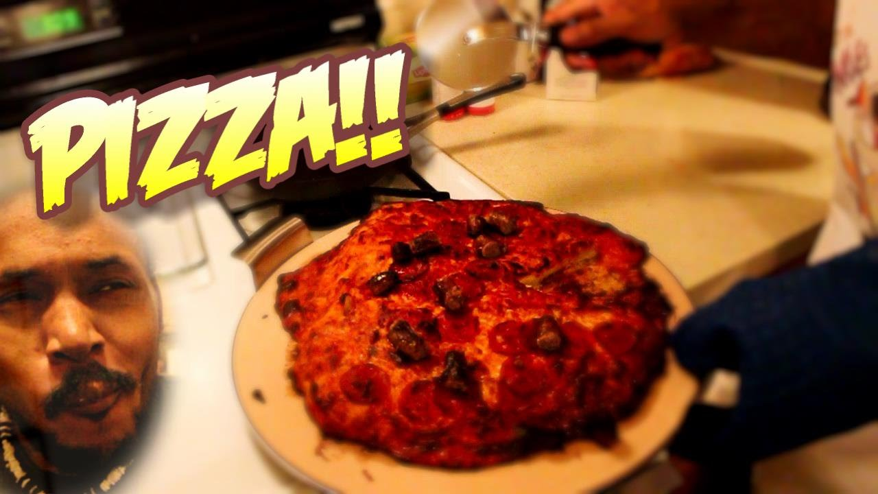 how to make pizza at home in hindi on youtube