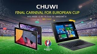 Chuwi & Top Brands Tablet SALE! [Jul 11-18] - Gearbest.com