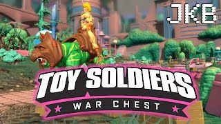 Toy Soldiers: War Chest Review | PS4 2015 | JKB